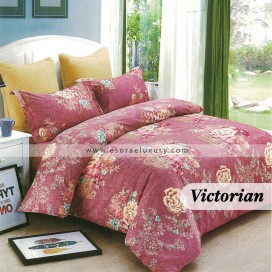Victorian Duvet Cover and Quilt Comforter