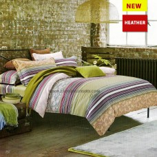 Heather Duvet Cover & Quilt Comforter