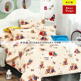 Bear Hugs Duvet Cover