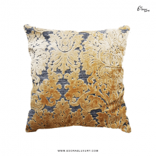 Lily Gold Throw Pillow