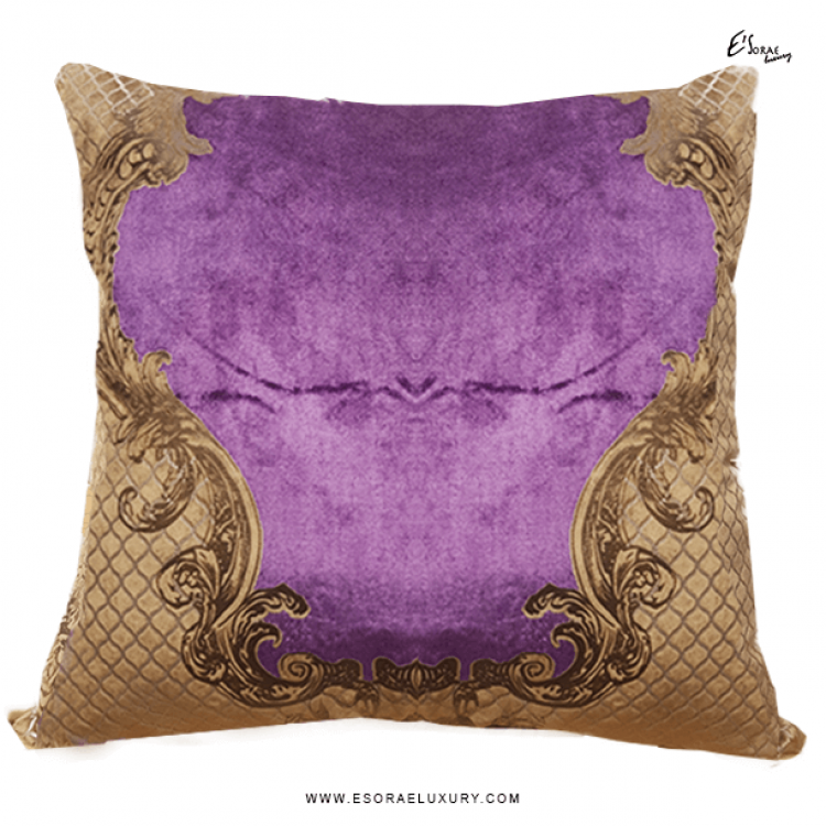 Tulip II Throw Pillow